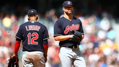 6 members of Cleveland Indians make Sports Illustrated's