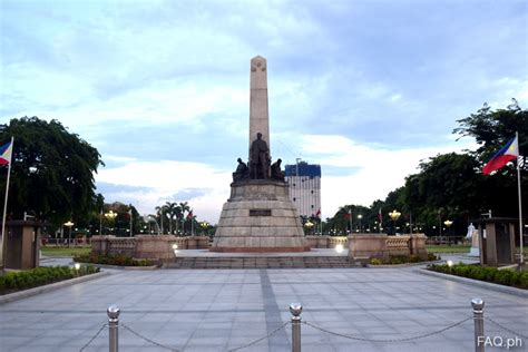 25 Facts You Should Know About Rizal Monument and Luneta