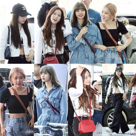 190516 BLACKPINK @ Incheon Airport, off to Amsterdam