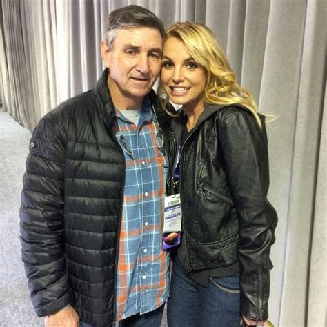 Inside Britney Spears' Close Bond With Her Dad After Years