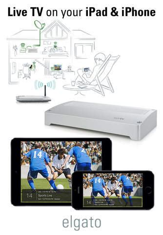 EyeTV Netstream for iOS - Free download and software