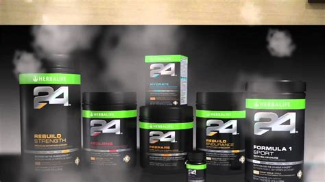 Herbalife 24 Sport Range- Video Review from Former Under