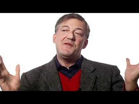Stephen Fry – The Importance of Unbelief – The Satanic Monk
