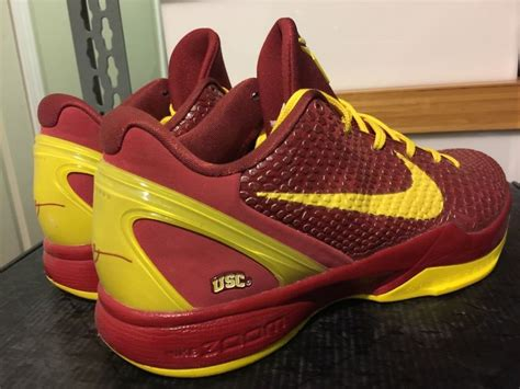 Remember When USC Got Nike Kobe Exclusives? | Sole Collector