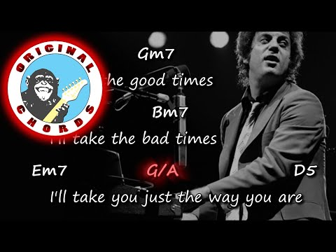 Just the Way You Are-Billy Joel Free Piano Sheet Music
