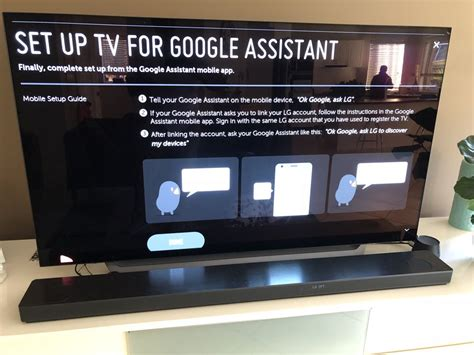 LG rolls out update to enable Google Assistant on its 2018