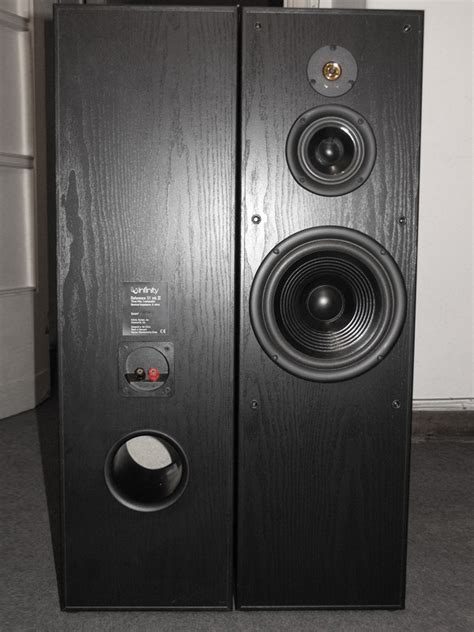Infinity Reference 51 MKII - New Old Audio | Archivio