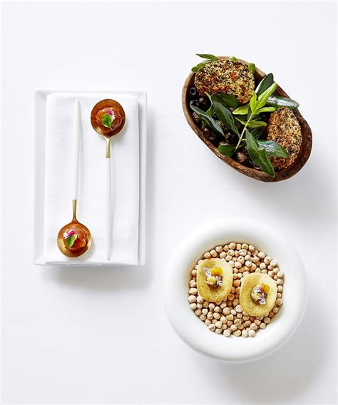La Chèvre d'or - gourmet and Michelin restaurant on the