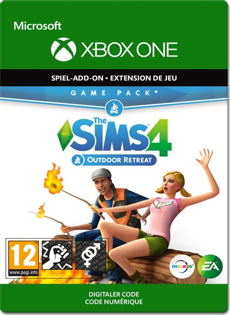 Die Sims 4: Outdoor Retreat [Xbox One-Digital] • World of