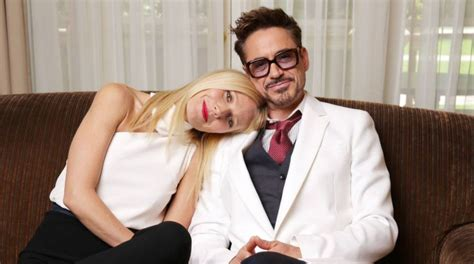 Tony Stark to get engaged to Pepper Potts in 'Avengers 4