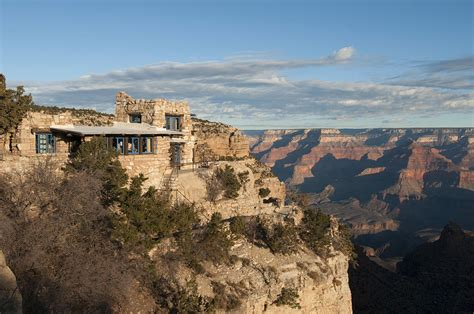 File:Grand Canyon National Park, Lookout Studio - Early