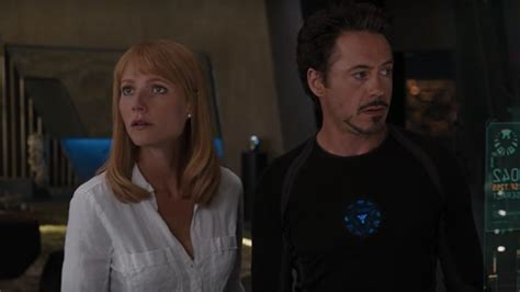 Is Pepper Potts Pregnant? 'Avengers: Infinity War' Shows