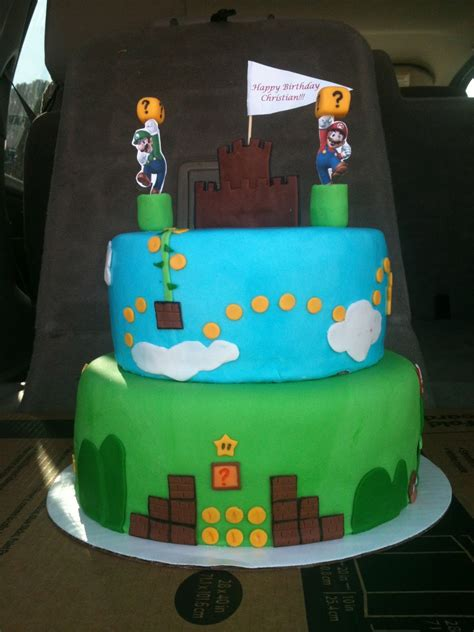 Cakes by Colleen: Birthday Cakes