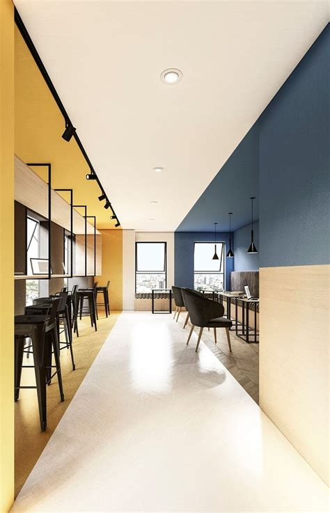 Co-Working space, designed by Estudio Medular and