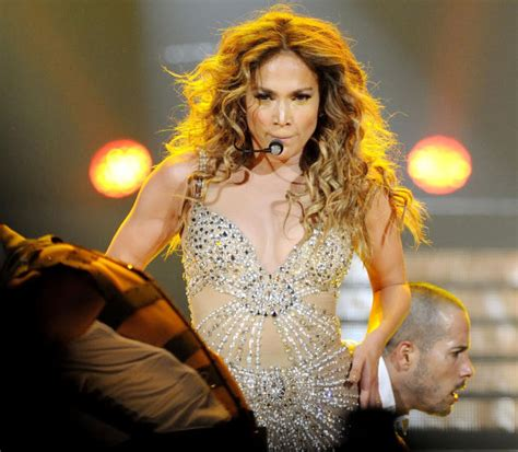 Jennifer Lopez: Topless For Graphic Sex Scene! - The