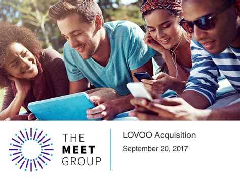 The Meet Group (MEET) To Acquire Lovoo - The Meet Group