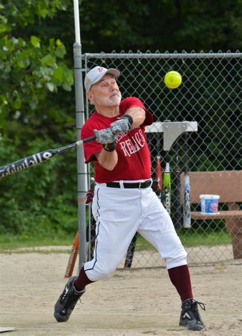 For the Love of the Game: The senior softball players of