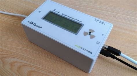 Arduino Blog » Monitor radioactivity levels with this low
