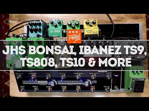 Ibanez TS9 Tube Screamer Reviews & Prices | Equipboard®