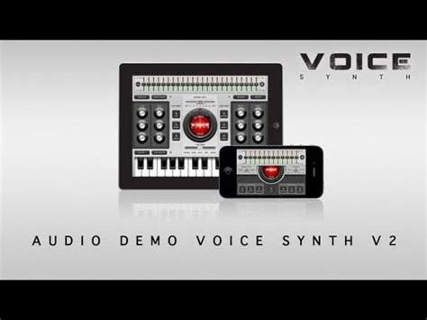 Qneo Voice Synth Vocoder Updated With MIDI Support
