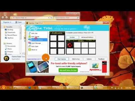 Garena total tutorial on how to download - YouTube