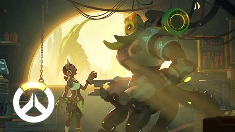 """Orisa likely going live in Overwatch """"later in the month"""