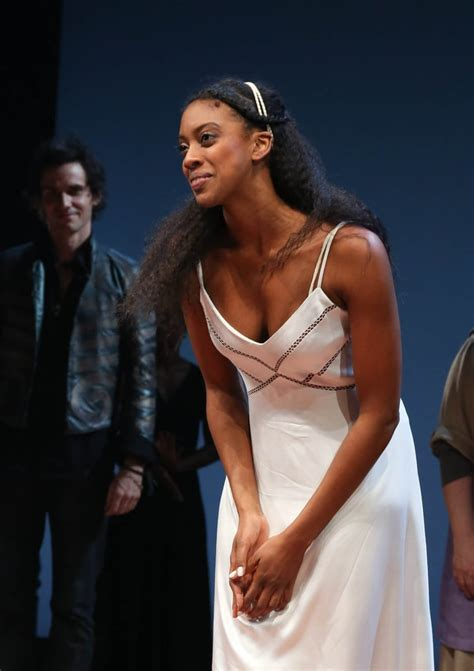 Currently, Condola Rashad is starring in the latest