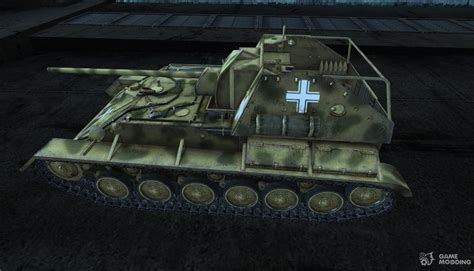 Su-76 02 for World of Tanks