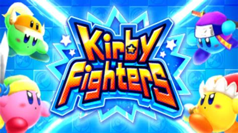 【Kirby Fighters Gameplay!】Kirby Triple Deluxe - YouTube