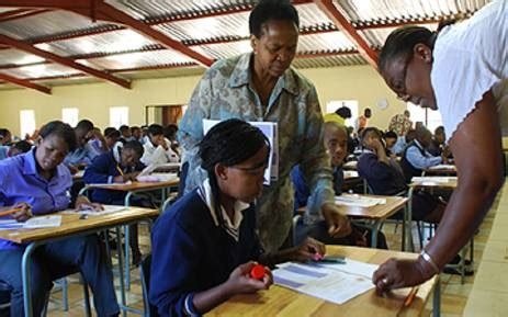 Does it really take only 30% to pass matric? Here are the