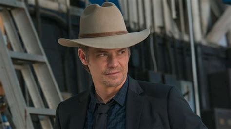 Timothy Olyphant: Justified Finale Must Come Down to Ava