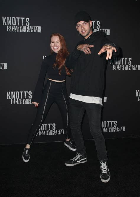 The dating life of Riverdale's Madelaine Petsch