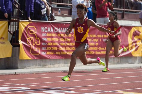 USC track and field: Deanna Hill earns Pac-12 weekly honor